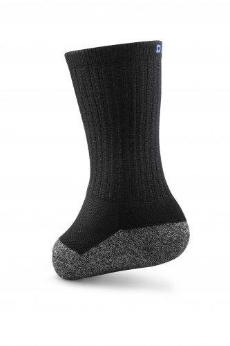 kous-amputatie-voet-amputatiesokken-fantoompijn-zwart-sokken-kousen