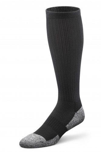 Bamboe-sokken-kniekous-kniekousen-wandelsokken-thermo-sokken-kousen-heren-dames-sokken-naadloze-sokken-fijner-lopen-zwart